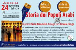 Presentazione di STORIA DEI POPOLI ARABI di Marco Demichelis