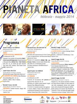 Programma PIANETA AFRICA