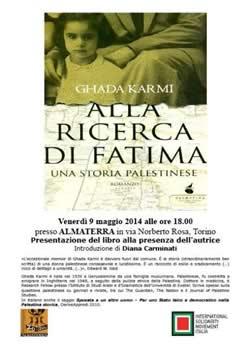 """Presentazione libro """"Alla ricerca di Fatima"""""""