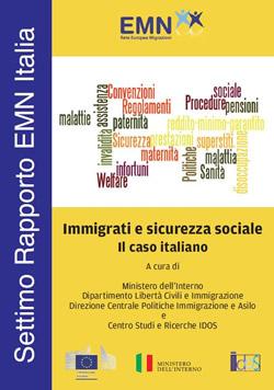 VII Rapporto dell'European Migration Network