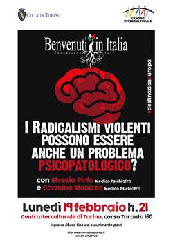 I Radicalismi violenti possono essere anche un problema psicopatologico?