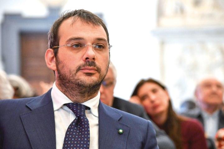 Paolo Borrometi all'Università del Dialogo del Sermig