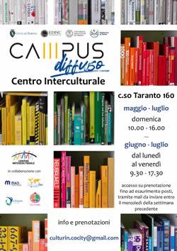 Campus Diffuso Universitario<br /> spazi per lo studio a Torino
