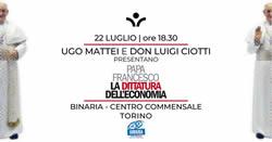 Presentazione «La dittatura dell'economia» di Papa Francesco
