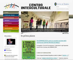 CENTRO INTERCULTURALE - NUOVO SITO WEB