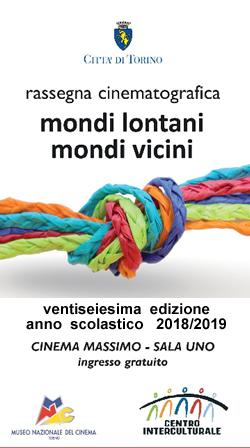 Locandina Mondi Lontani Mondi Vicini 2018