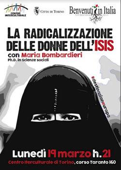 LA RADICALIZZAZIONE DELLE DONNE DELL'ISIS